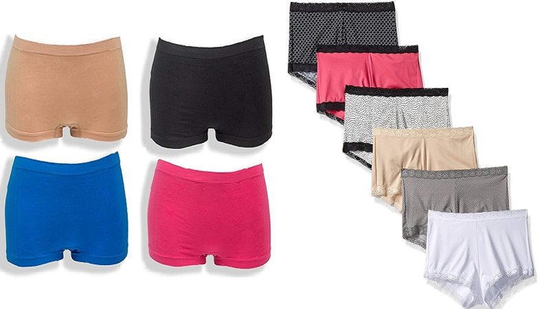Best Comfort Panty Shorts for Ladies in India