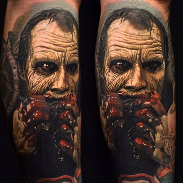 Best Ideas for Macabre Tattoos