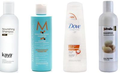 mild shampoos
