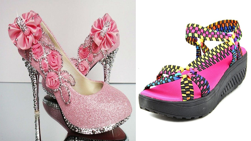 Best Pink Sandals For Women In Different Styles