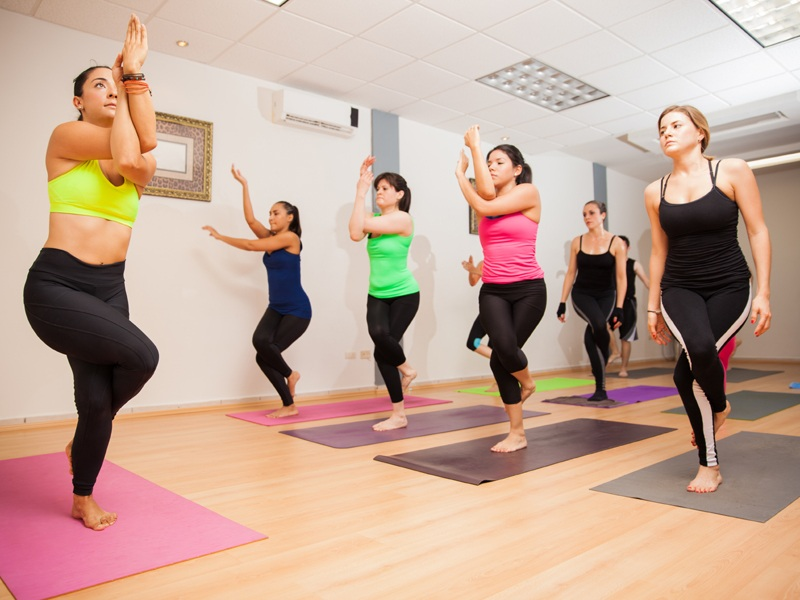 15 Power Yoga Poses That Help You Lose Weight Styles At Life