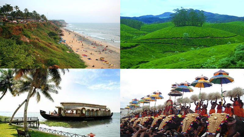Best Scenic Places Kerala