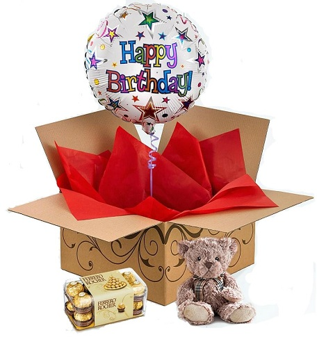 Birthday Special Surprising Gifts