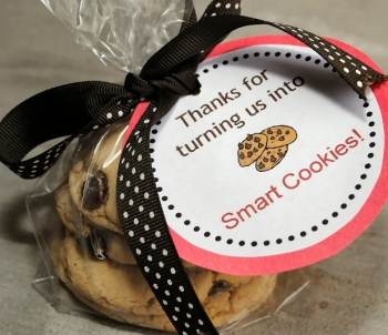 Biscuit Gift for Teachers Day