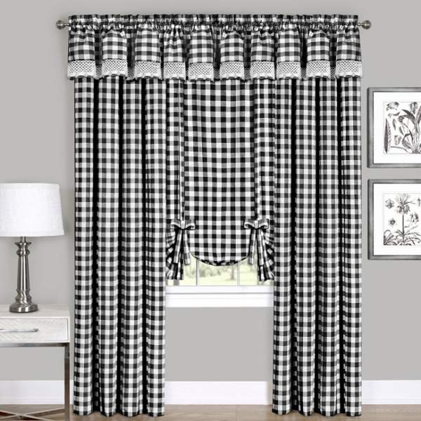 Black Curtain Designs