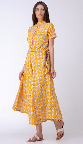 30 Latest Cotton Dress Designs For Women In Summer