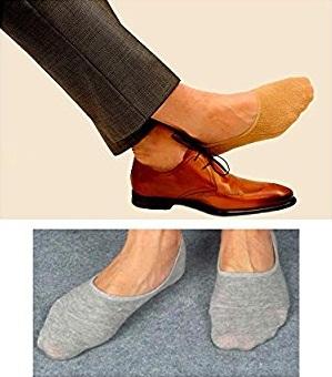 Boat Liner Peds Socks for Men