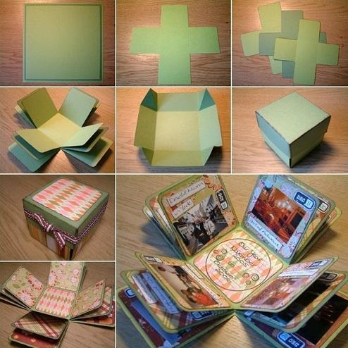 Box Photo Album