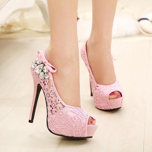Branded High Heels for Girls