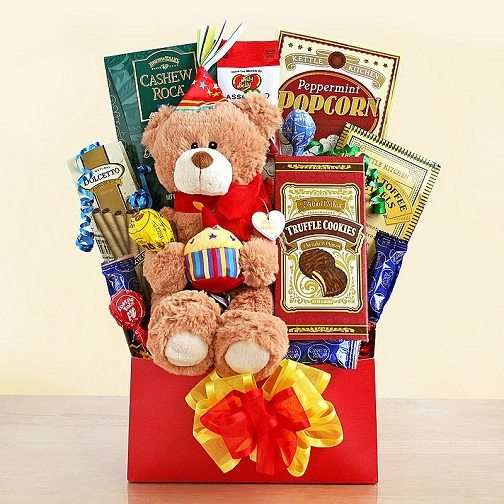 Bucket of Gifts