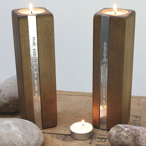 Candle Holder Gift For Couple