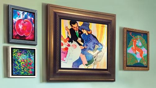 Canvas Photo Gift