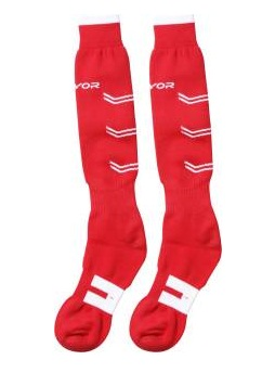 Carrot Red Socks