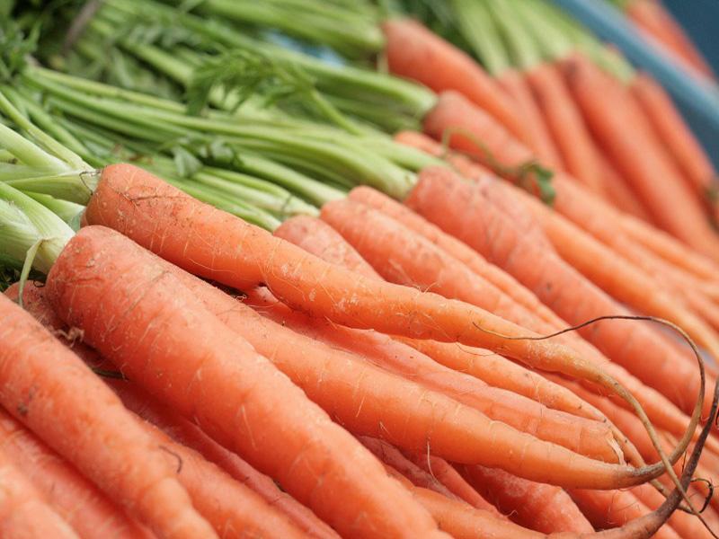 carrots for hair growth