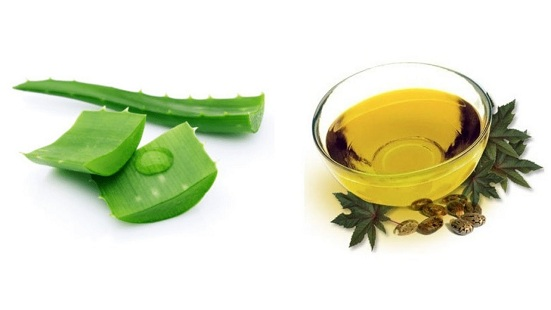 how to use aloe vera gel for hair
