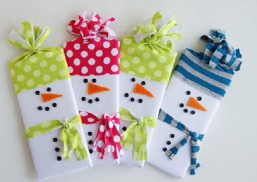 Christmas Chocolates for Kids