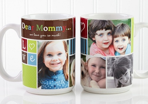 Coffee Mug Photo Gift