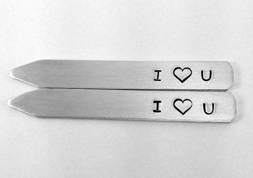 Collar Stay Valentine's Gift