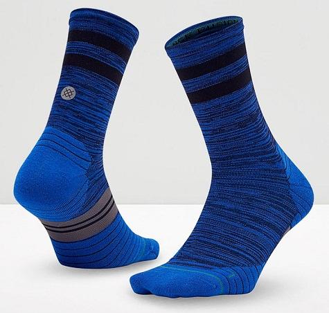 Compression Giving Lightweight Womens Running Socks