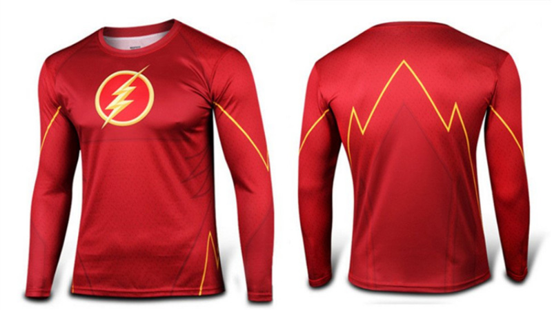 flash t-shirts