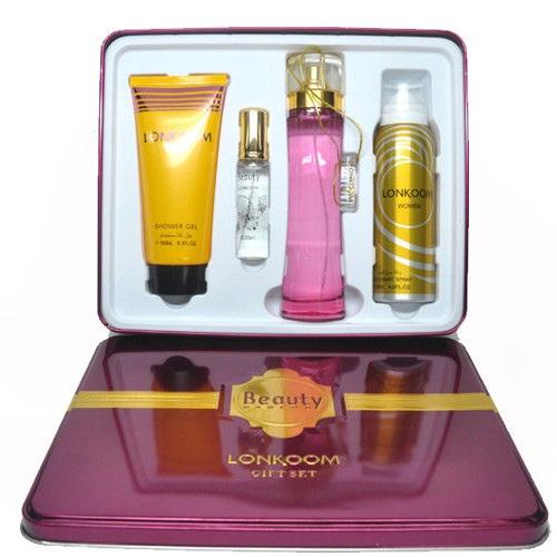 Couple Perfume Set Gift
