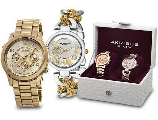 Couple Watch Set Anniversary Gift