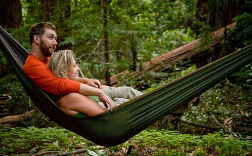 Couple Hammock for Valentine's Gift