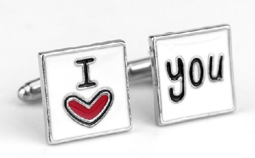 Cufflinks Valentine's Gift