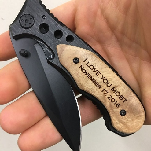 Custom Pocket Knife