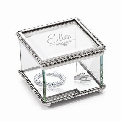 Customized Jewel Box For Her