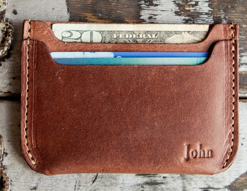 Customized Wallet For Him