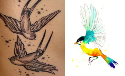 Cute Sparrow Tattoos Meaning And Designs To Express Your Freedom