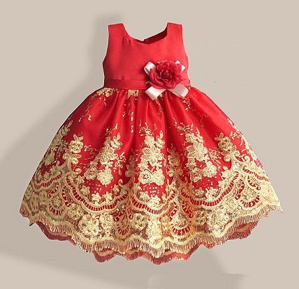 15 Stylish Party Frocks For Women And Kid Girl Styles At