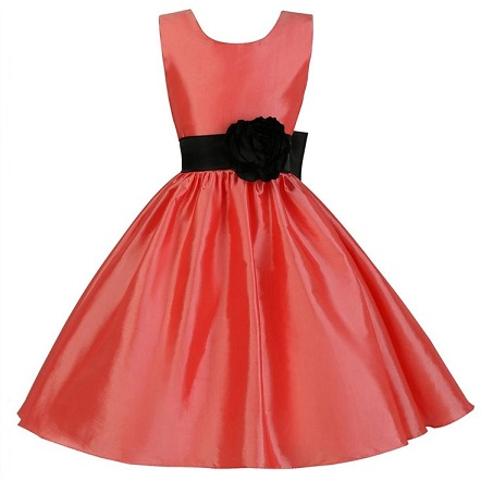 Stylish Frocks for 9 Years Old Girl