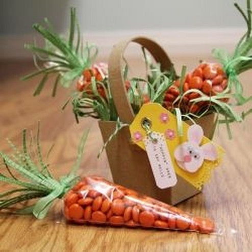 9 latest and best easter gift ideas with images styles at life a superb easter gift for kids is this diy carrot treat you can turn plastic squares into cones and then fill them up with lovely orange colored candies negle Image collections