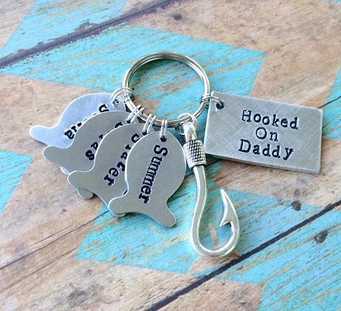Daddy Keychain