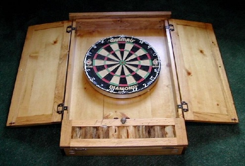 Dart Board Box for Her