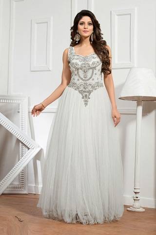 a4e6c0dd8b White Frocks - Best and Stylish Designs for Women and Kid Girl