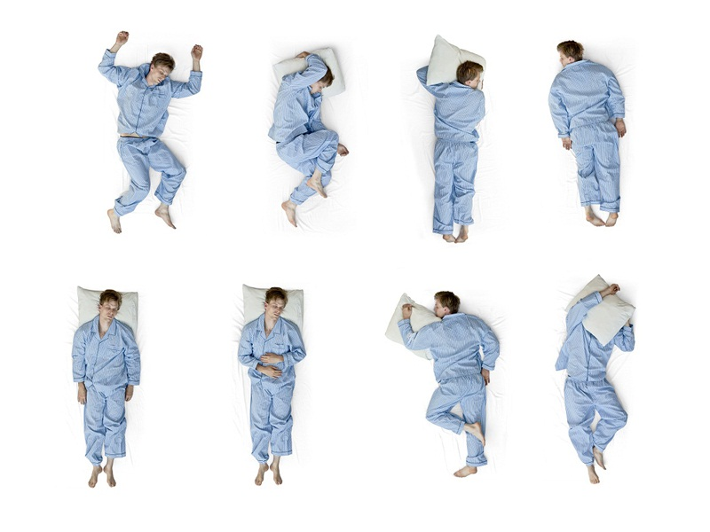 Different Sleeping Positions to Get a Peaceful Sleep