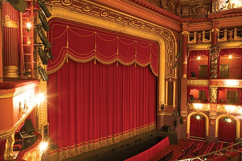 9 Beautiful And Stylish Designs Of Theatre Curtains For