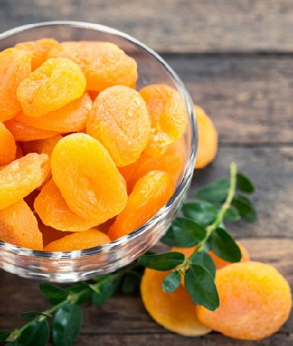 Dried Apricots For Weight Loss