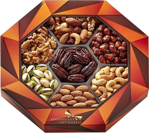 Dry Fruit and Nuts Basket