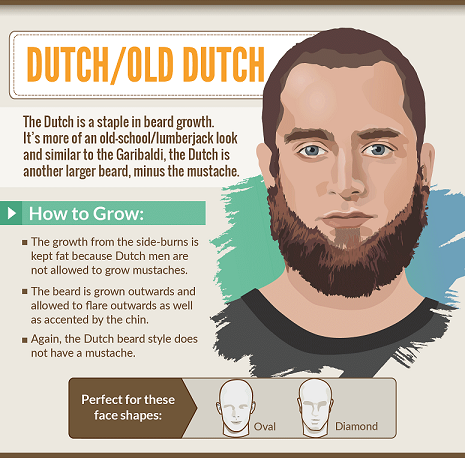 Dutch or Old Dutch Beard