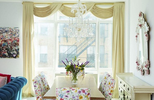 This Is An Utterly Magical Curtain Designer Of Cream Color That Will Create A Surping Effect In Your Home There Very Less Sewing To It