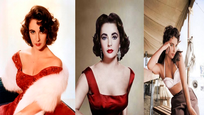 Elizabeth Taylor Beauty Secrets