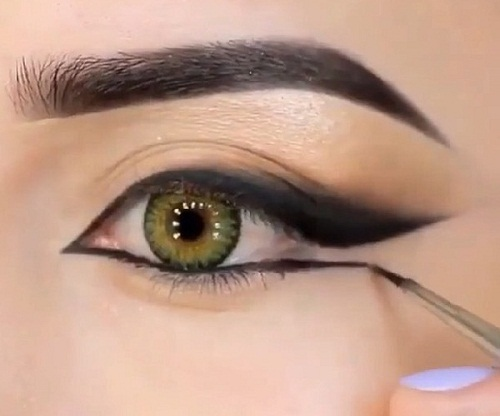 Indian Bridal Eye Makeup Tips