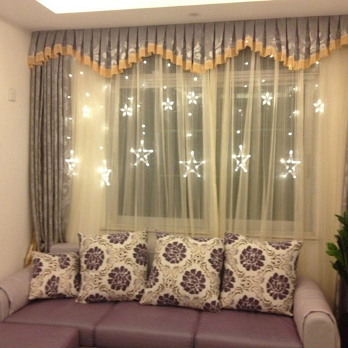 9 Stylish And Stunning String Curtain Designs