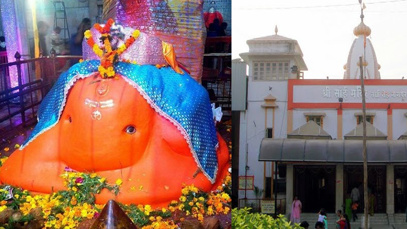 Famous Temples In Nagpur