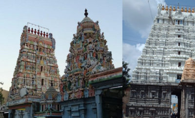 Famous Temples In Pondicherry