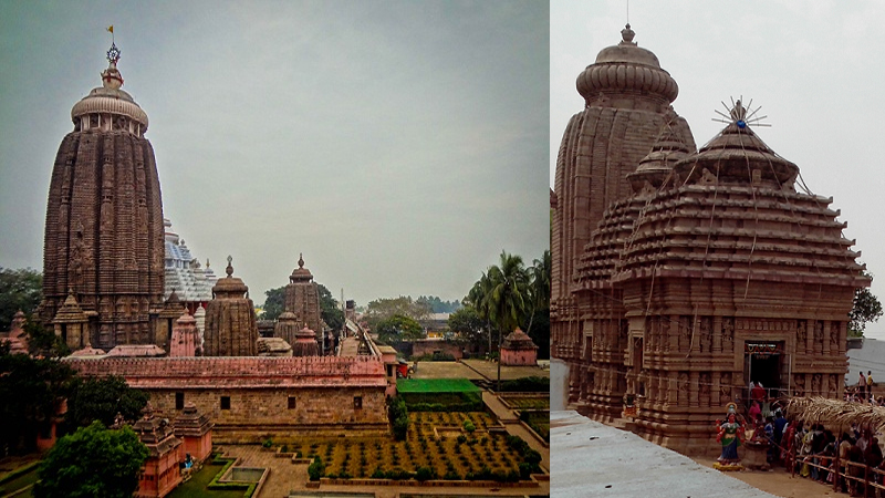 Famous Temples in Odisha